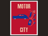 Detroit Pistons/Motor City