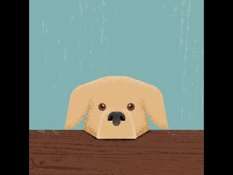 Dog puppy dog art retro vintage vectorart artist design illustrator graphicdesign digitalart digitaldesign vector illustration