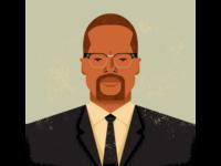 El-Hajj Malik El-Shabazz aka Malcolm X