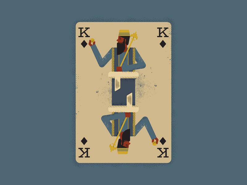 Mansa Musa playing card africa retro vintage vectorart artist design illustrator graphicdesign digitalart digitaldesign vector illustration