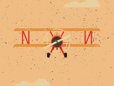 Plane 2 plane retro vintage vectorart artist design illustrator graphicdesign digitalart digitaldesign vector illustration