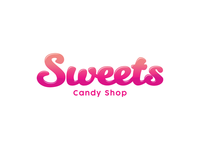 Sweets - 1 Hour Logos - Thirty Logos Challenge Day 11