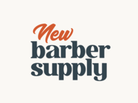 New Barber Supply Logotype