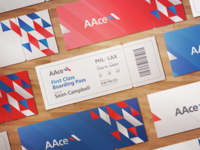 AAce Boarding Passes