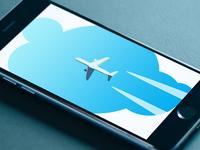 Plane - loading screen