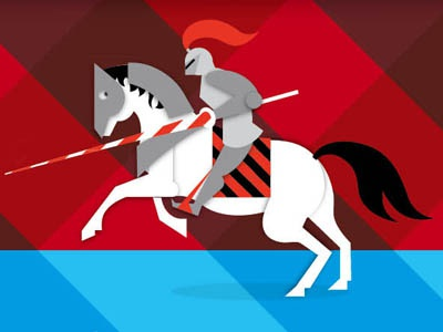 Knight knight pictogram