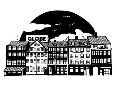 Globe in CPH