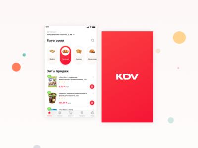 KDV - online store