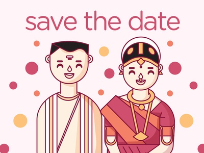 Tambrahm Save The Date eInvite