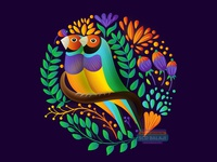 Gouldian Finches - Amalgam Collection