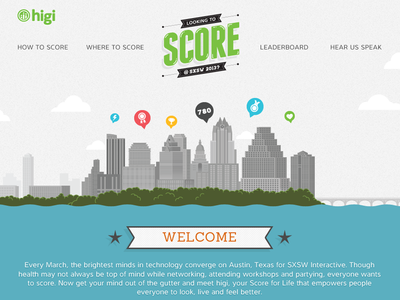 higi @ SXSW Homepage