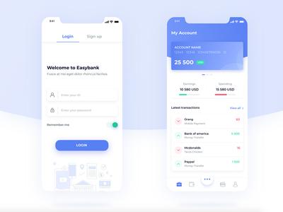 Bank App #1