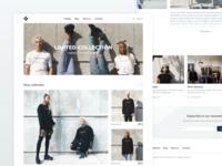 Fashion store – E-commerce Template