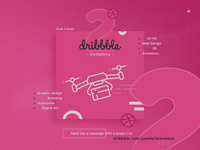 #2 Dribbble Invitations