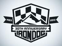 Iron Dog 30th - Single Color