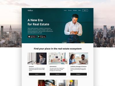 Tellus website