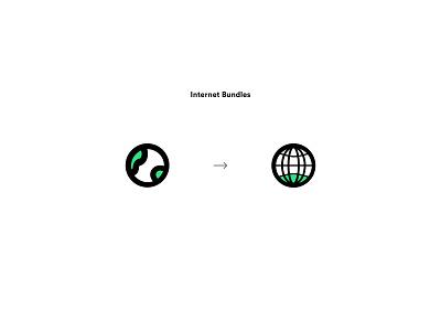 Internet Bundle Icon Update clarity ui ux icon set iconset iconography icons icon