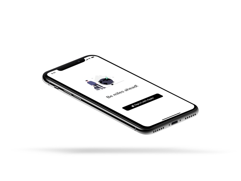 Sign in with Apple(Light) apple design nunito iphone x iphonex iphone ios sign in screen sign in page sign in signin sign ui apple