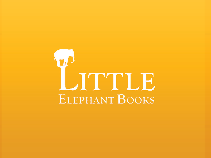 8b76ec04c6f510 Little Elephant - Identity logo publishing children identity branding