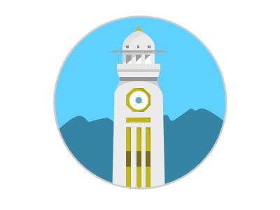 Ghantaghar nepal kathmandu monument
