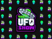 The UFO Show Logo