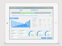 iPad Dashboard App
