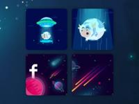 Alien Boxes