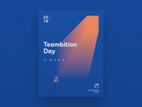 Teambition Day Poster