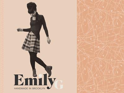 Emily G Branding branding identity styleguide