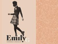Emily G Branding