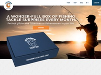 Wonder Tacklebox Homepage