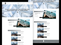 DT Capital Group Website Design