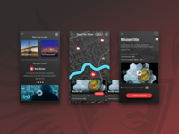 Covert Mission Games App