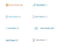 Helix Media 360 Logos