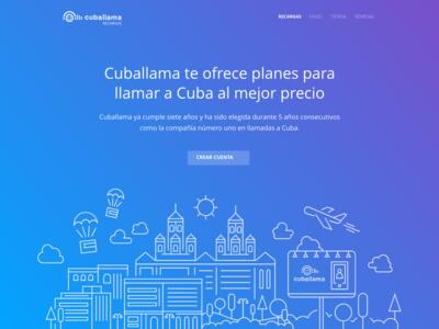 Cuballama Web Design