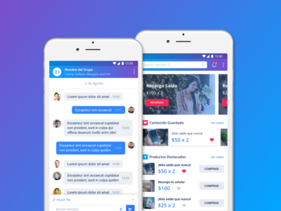 Cuballama Mobile App