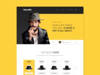 Galano Hats & Ties