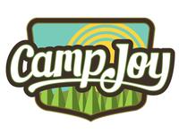 Camp Joy logo (complete)