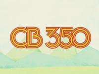 CB 350