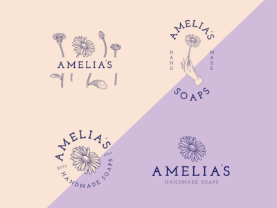 Amelia's Soaps Lockups