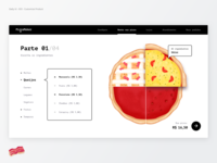 Pizza Maker Website