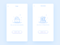 JianCheng blank page design