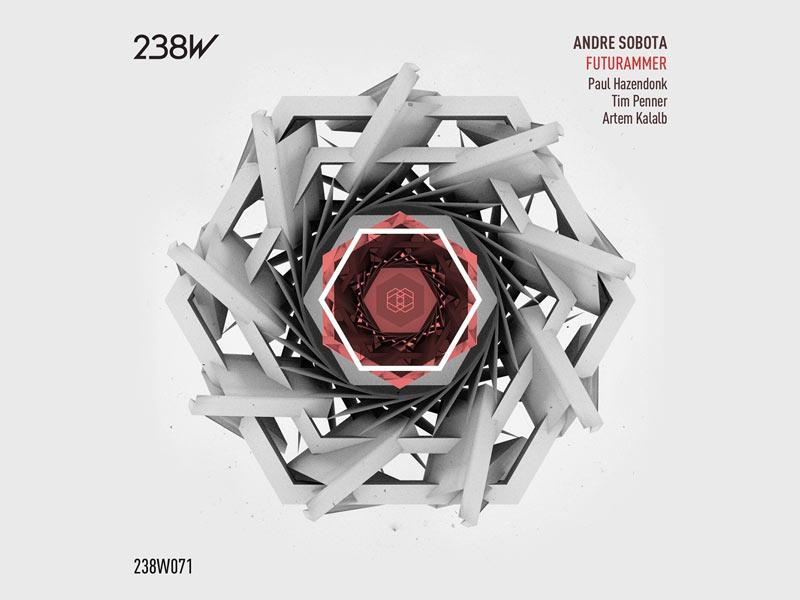 Andre Sobota - Futurammer artwork cover