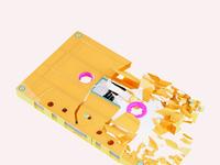Cassette shatter20001