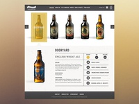 Microbrewery Website