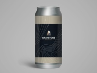 Graystone Brewing Crowler
