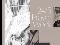 24/5 Prayer Week