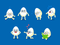 Greg the Egg character personality exploration