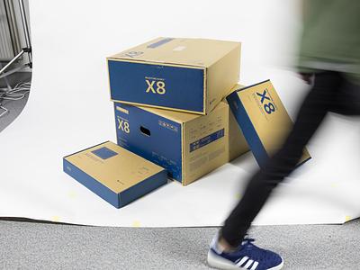 X Series Box cardboard boxes packaging xseries