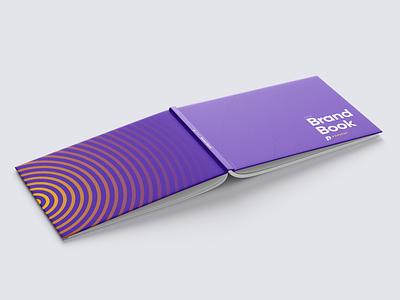 Popshot Brand Book brand identity logo branding style guide brand book